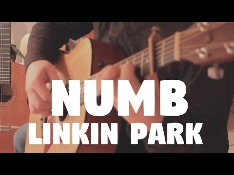 """Linkin Park """"Numb"""" on Fingerstyle by Fabio Lima"""