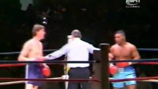 Mike Tyson vs David Jaco