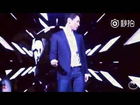 Wang Qing solo dance