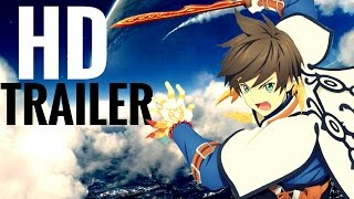 Tales Of Zestiria the X - Anime Trailer English dubbed with sub(HD)