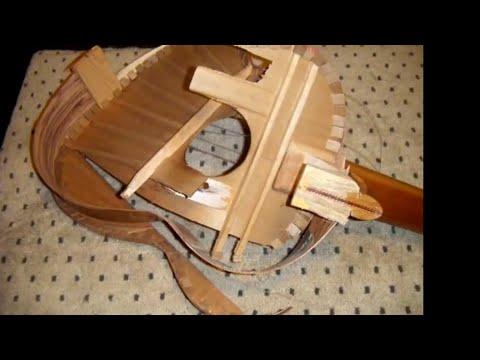 como arreglar una guitarra quebrada sin gastar un pesoimpresionante.