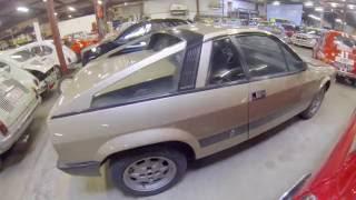 Lancia Montecarlo 1980