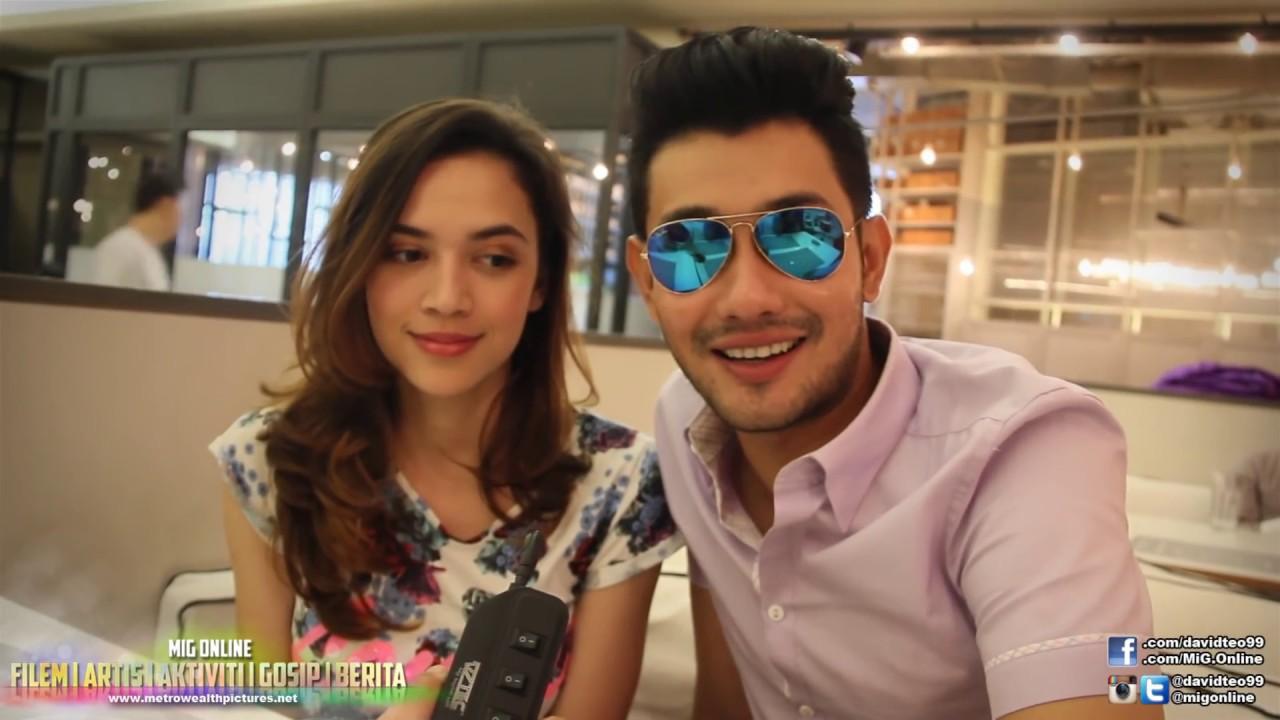 Sweetnya Farid Kamil & Diana