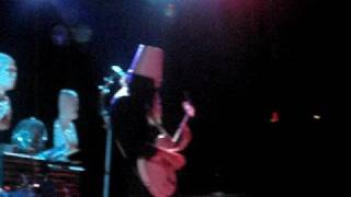 Buckethead - Gorey Head Stump