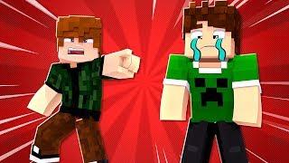 MEU AMIGO ME EXPULSOU !! - Minecraft INFINITO #2