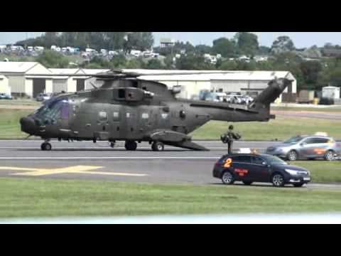 RIAT 2011 Arrival