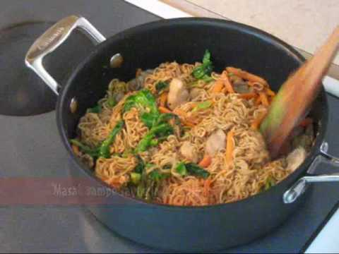 Resep Mie Tiaw Goreng Spesial Resep Mie Goreng Ayam