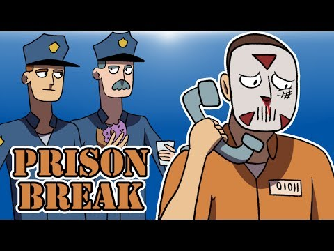 """Delirious Animated! (PRISON BREAK!) By Pegbarians! """"PlayerUnknown's Battlegrounds"""""""