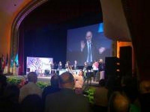 Massimo Di Menna Congresso Uil Scuola di Torino