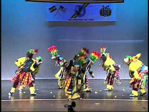 Sangre Boliviana - Concurso de Tinkus 2008