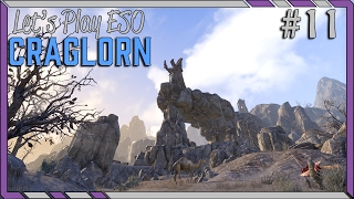 The Trials of Rahni'Za Quest - Let's Play ESO: Craglorn! #011 Elder Scrolls Online Let's Play