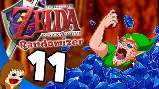 Zelda: Ocarina of Time Randomizer: At Least I Have The Hover Boots - Part 11