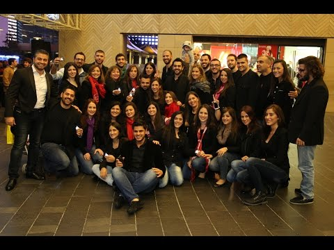 Viva Maria Choir - FLASH MOB - God Rest Ye Merry Gentlemen