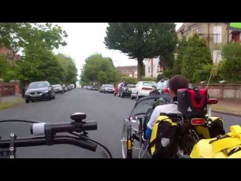 Copy of ICE TRIKE ON TOUR PART ONE LONDON TO HASTINGS JULY 2014