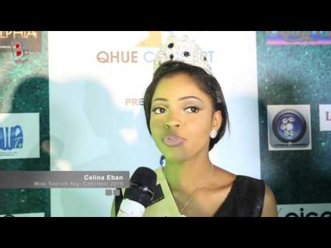 Miss Tourism Nigeria 2015 Tells BonsueTV about on going Projects