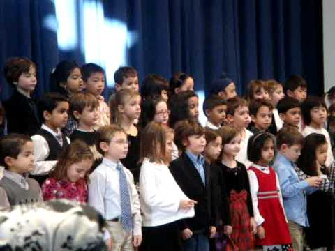 Greenville Elementary School winter concert kind