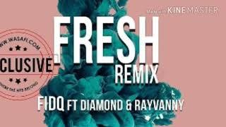 Allikiba akijibu diss za diamond katika fresh song