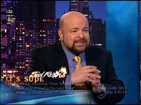 Jonathan Bernis 2 with Sid Roth - Be on the Right Side of God