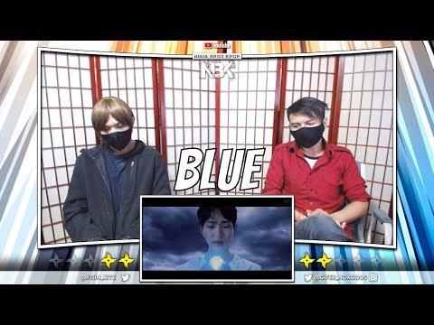ONEW 온유 'Blue' MV | [ NINJA BROS Reaction / Review ]