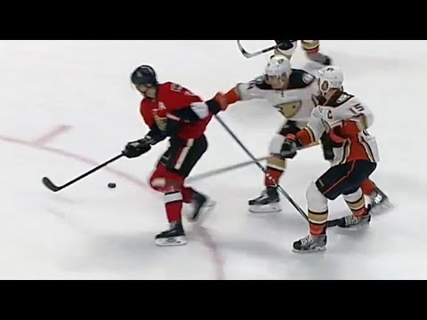 Turris dances for a gorgeous shorthanded goal