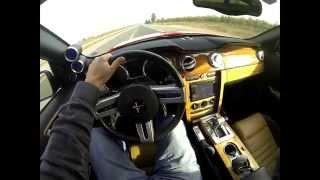 MUSTANG GT 0 257 KmXHr TOP SPEED