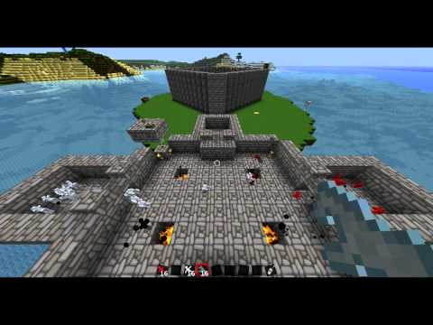 Minecraft: Warfeast Tournament Match B: Redstone and Horses