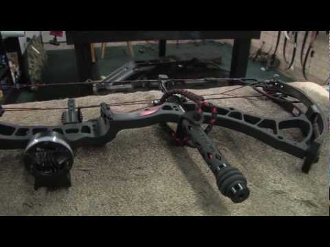 2012 Bowtech Insanity Review