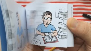 Passing the Test: A Custom Flipbook
