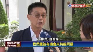 民進黨9月全代會 高雄市議員提案「赦扁」過半綠委已連署