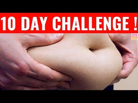 1 Fat Burning Tip 10 Day Challenge