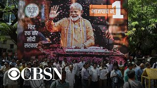 What Modi's re-election in India means for the country