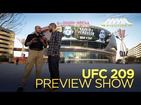 UFC 209 Preview Show With Urijah Faber