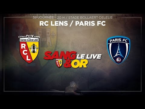 Lens - Paris FC