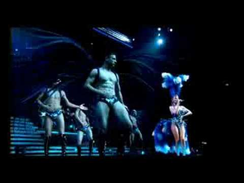 Kylie Minogue - In Your Eyes Showgirl