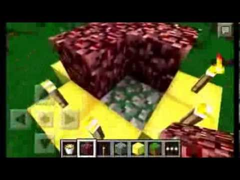 How To Spawn Herobrine In Minecraft PE 0.8.1 WORKING IN CREATIVE