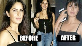 Katrina Kaif's Mysteriously Shocking Makeover In One Night!