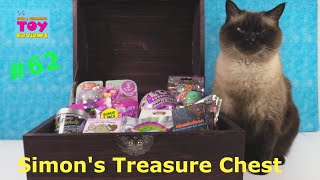 Simons Blind Bag Treasure Chest #62 LOL Surprise Disney Toys | PSToyReviews