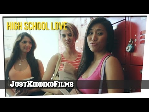 Movies Vs Real Life: High School Love video