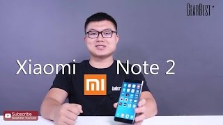 Xiaomi Mi Note 2 Global Edition Цена