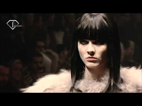 Monika Jac Jagaciak Talks - First Face Countdown Fall 2010 | FashionTV - FTV