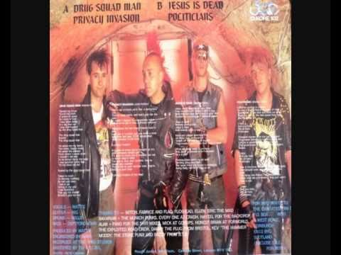 """The Exploited - """"Jesus is Dead"""" (EP - 1986)"""