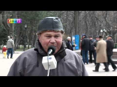 Omul cu usturoi la Microfonul liber