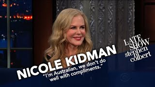 Nicole Kidman Forgot Stephen Was Also In