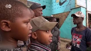 From Street Child in Nairobi to Teacher in Hamburg | DW Documentary