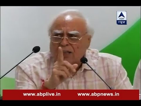 Ishrat Jahan encounter was fake, it has been proved thrice: Kapil Sibal