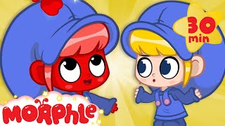Mila is MORPHLE!!! - My Magic Pet Morphle | Cartoons For Kids | Morphle TV | Mila and Morphle