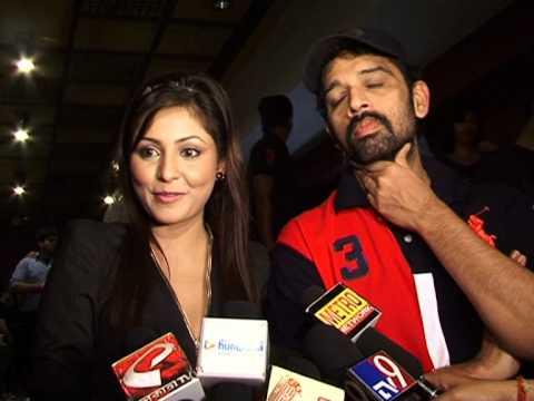 Manisha Koirala Attends Screening Of Bhoot Returns - Latest Celebrity News