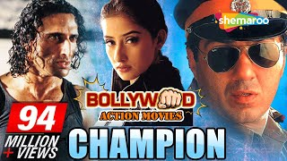 Download Champion {HD} - Sunny Deol - Manisha Koirala - Superhit Hindi Movie 3Gp Mp4