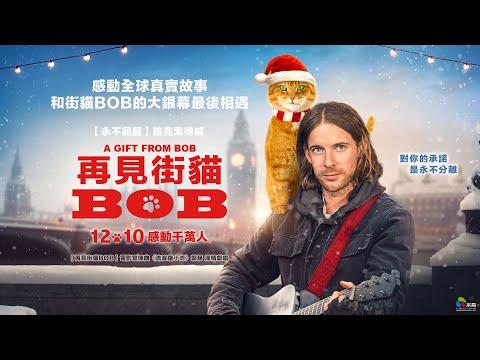12/11【再見街貓BOB】台灣版官方正式預告
