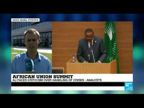 African Union Summit: crisis in CAR and South Sudan dominate talks